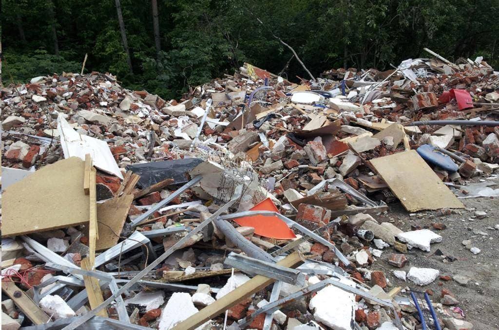 мусор от строительных и ремонтных работ фкко